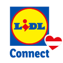 LIDL Connect Logo